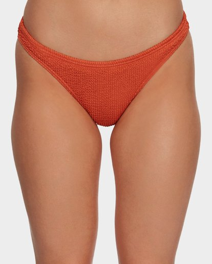 2 SUMMER HIGH TROPIC BIKINI BOTTOMS Brown 6591608 Billabong
