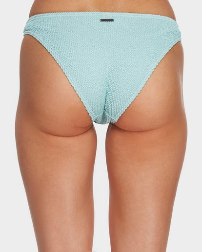 3 Summer High Tropic Bikini Bottoms Blue 6591608 Billabong