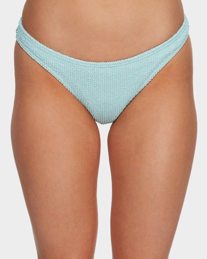2 Summer High Tropic Bikini Bottoms Blue 6591608 Billabong