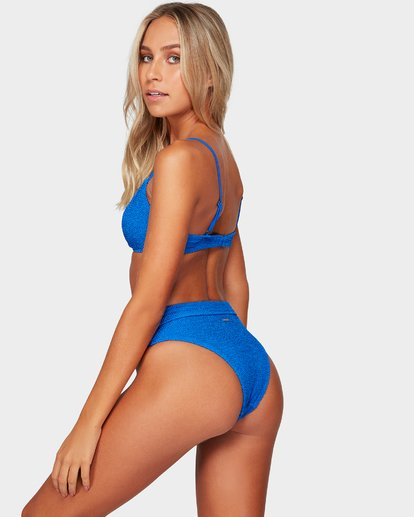0 Summer High Maui Rider Bikini Bottoms Blue 6591609 Billabong