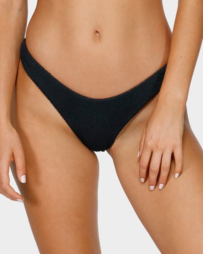 5 SUMMER HIGH HIKE BIKINI BOTTOMS Black 6591610 Billabong