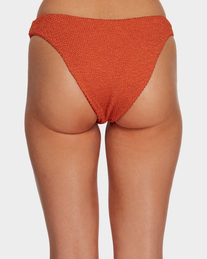4 Summer High Hike Bikini Bottoms Brown 6591610 Billabong