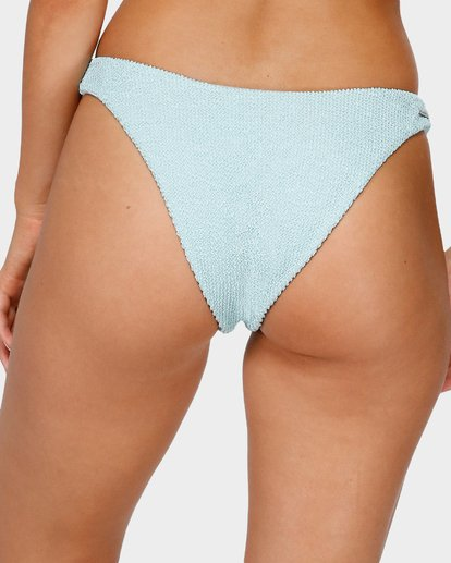 5 Summer High Hike Bikini Bottoms Blue 6591610 Billabong