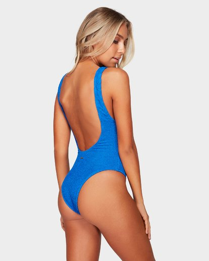 0 Summer High One Piece Blue 6591611 Billabong