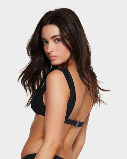 5 SAND DUNES SQUARE BIKINI TOP Black 6591619 Billabong