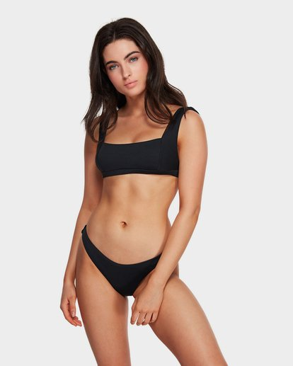 1 SAND DUNES SQUARE BIKINI TOP Black 6591619 Billabong