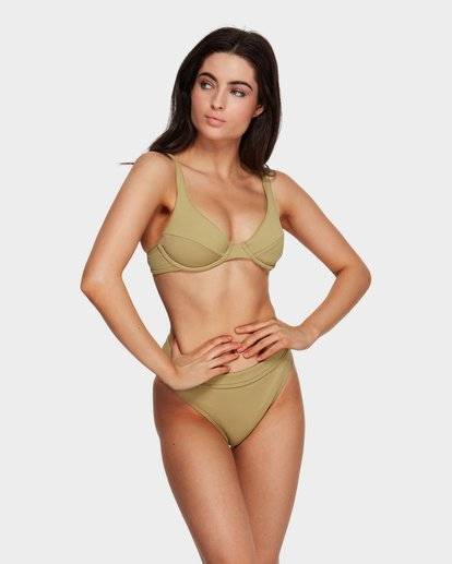 3 Sand Dunes Bra Bikini Top Green 6591620 Billabong