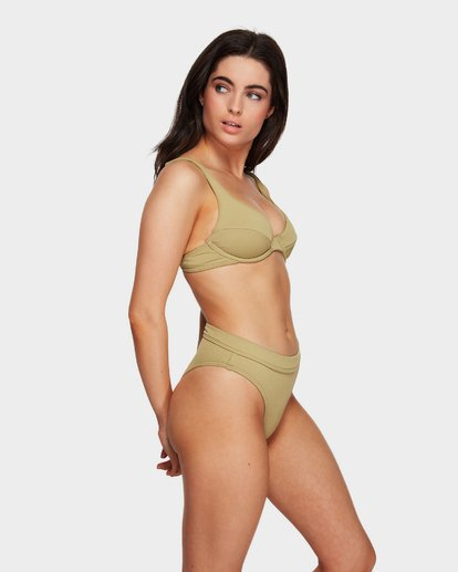 4 Sand Dunes Bra Bikini Top Green 6591620 Billabong