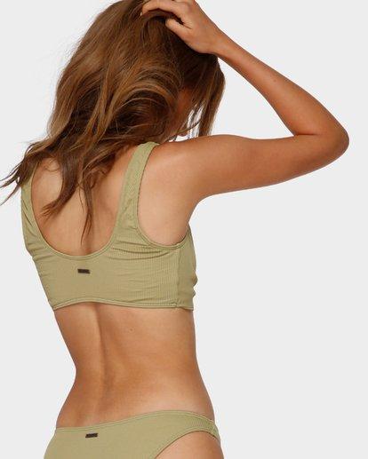 2 Sand Dunes Crop Bikini Top Green 6591621 Billabong
