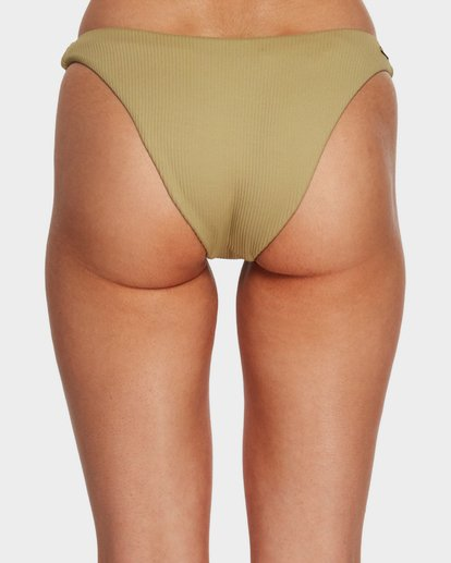 4 Sand Dunes Hike Bikini Bottoms Green 6591623 Billabong