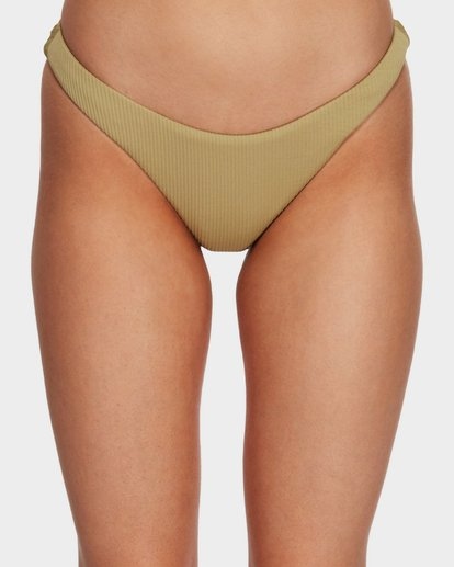 3 SAND DUNES HIKE BIKINI BOTTOMS Green 6591623 Billabong