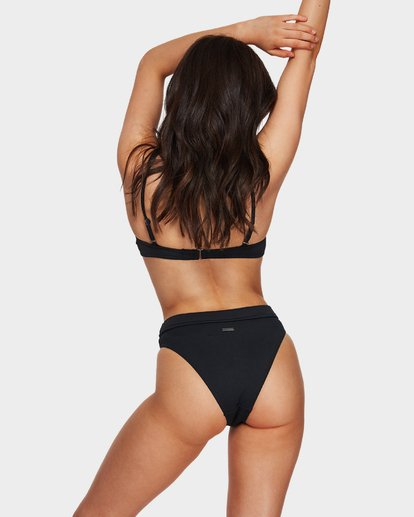 0 Sand Dunes Maui Rider Bikini Bottoms Black 6591624 Billabong