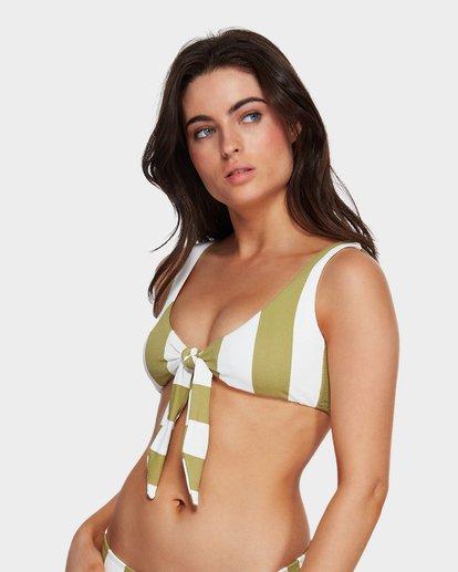 1 Sunray Two Ways Tie Bikini Top Green 6591626 Billabong
