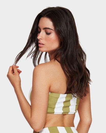2 Sunray Bandeau Bikini Top Green 6591627 Billabong