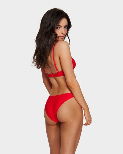 1 TANLINES HIKE BIK Red 6591633 Billabong