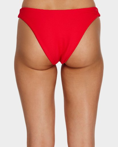 5 TANLINES HIKE BIK Red 6591633 Billabong