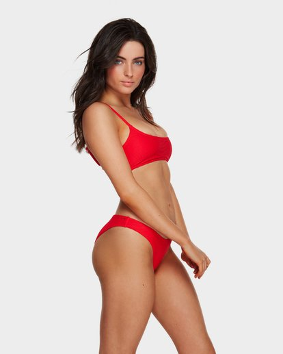 3 TANLINES HIKE BIK Red 6591633 Billabong