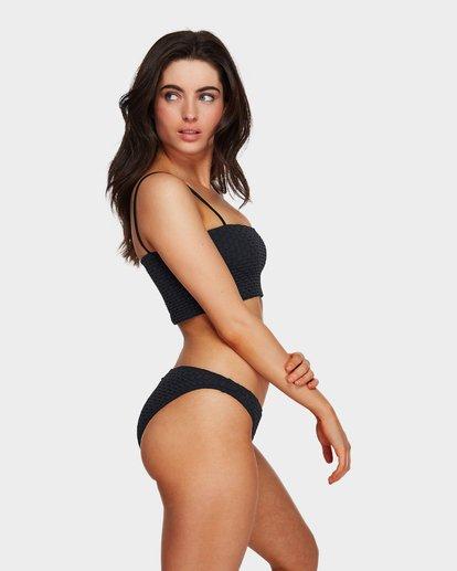 4 Lovelock Bandeau Bikini Top Black 6591664 Billabong