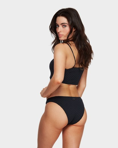 1 Lovelock Tropic Bikini Bottom Black 6591666 Billabong