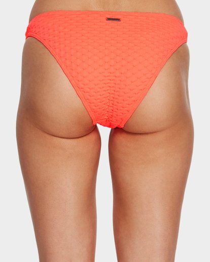 5 LOVELOCK TROPIC BIKINI BOTTOM Orange 6591666 Billabong