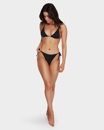 5 LOVELOCK SKINNY BIARRITZ BIKINI BOTTOMS Black 6591667 Billabong