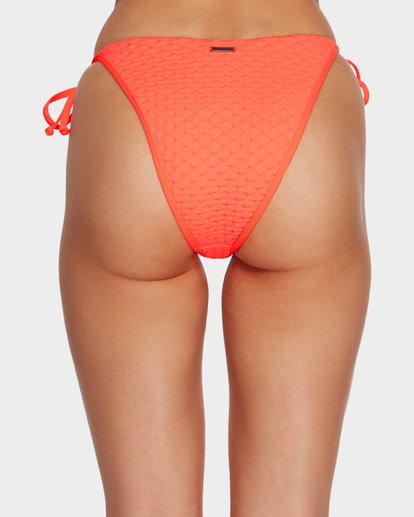 4 Lovelock Skinny Biarritz Bikini Bott Orange 6591667 Billabong