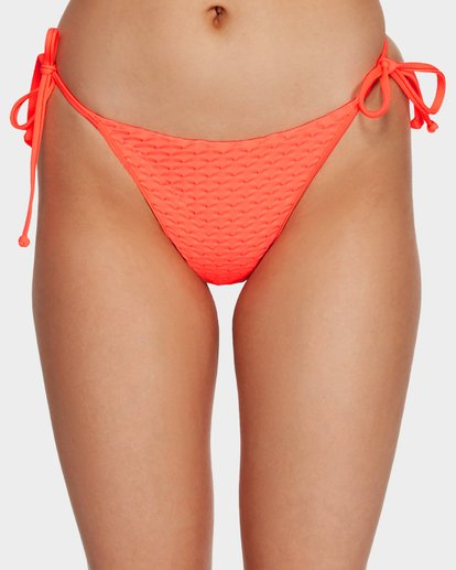 3 Lovelock Skinny Biarritz Bikini Bott Orange 6591667 Billabong