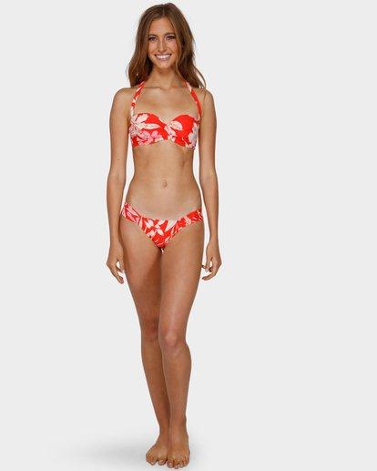7 Wahi Bustier Bikini Top Red 6591678 Billabong