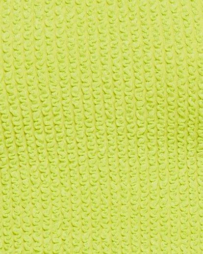 4 SUMMER HIGH CROP TANK BIKINI TOP Green 6591680 Billabong