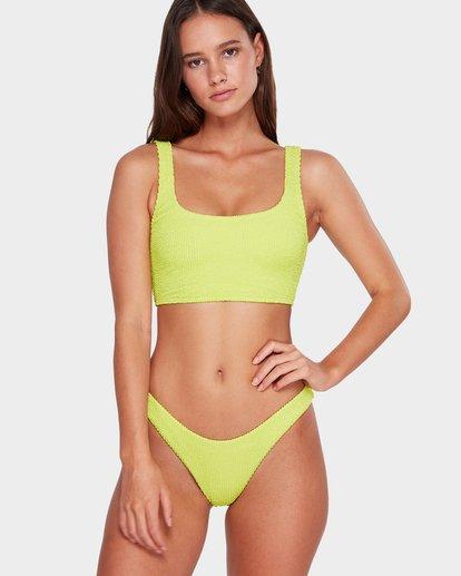0 Summer High Crop Tank Bikini Top Green 6591680 Billabong