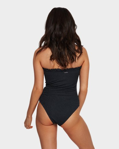 3 SUMMER HIGH BANDEAU ONE PIECE Black 6591698 Billabong