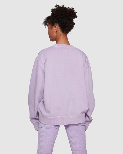 3 Dawn Break Crew Purple 6591737M Billabong