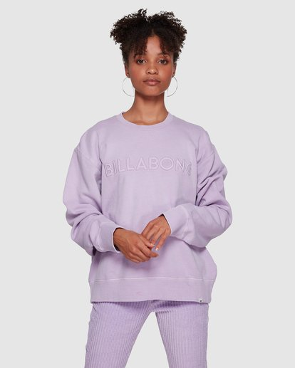 1 Dawn Break Crew Purple 6591737M Billabong