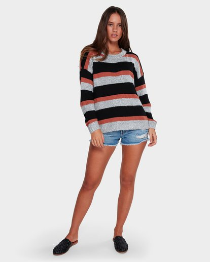 4 BOLD MOVES SWEATER Brown 6591793X Billabong