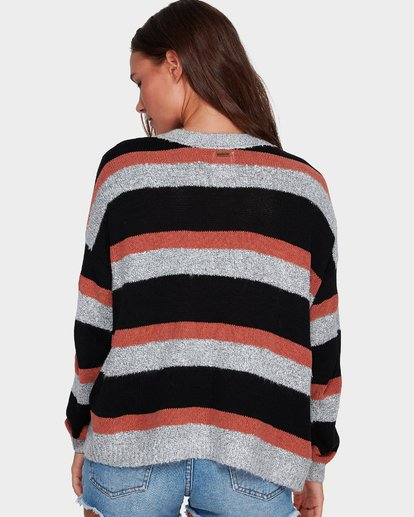 2 BOLD MOVES SWEATER Brown 6591793X Billabong
