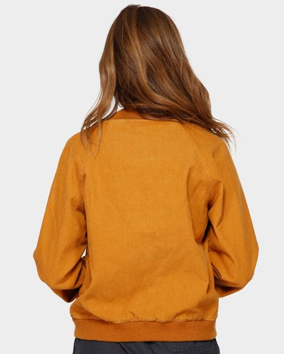 3 THIS WAY JACKET Yellow 6591890X Billabong