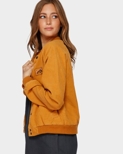 2 THIS WAY JACKET Yellow 6591890X Billabong
