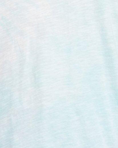 5 Fade To Dusk Short Sleeve Tee Blue 6592038X Billabong