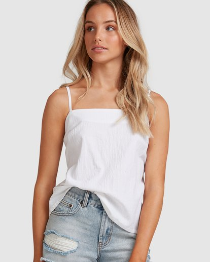 0 Endless Summer Cami Top White 6592091 Billabong