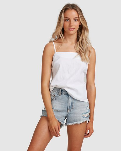 1 Endless Summer Cami Top White 6592091 Billabong