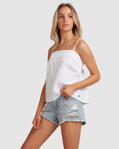 2 Endless Summer Cami Top White 6592091 Billabong
