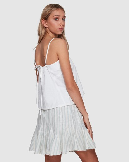 6 Endless Summer Cami Top White 6592091 Billabong