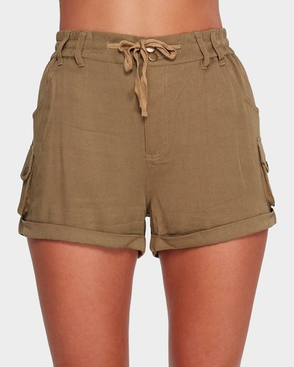 3 Desert Daisy Shorts Green 6592280 Billabong