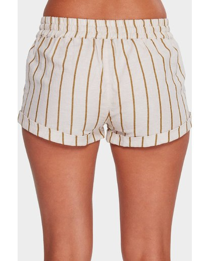 4 Holiday Stripe Shorts Beige 6592283 Billabong