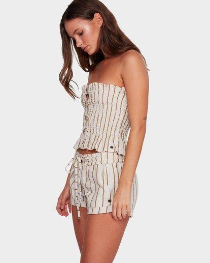 1 Holiday Stripe Shorts Beige 6592283 Billabong