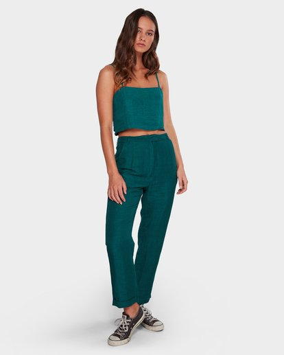 6 BURNING SKIES PANTS Green 6592403 Billabong