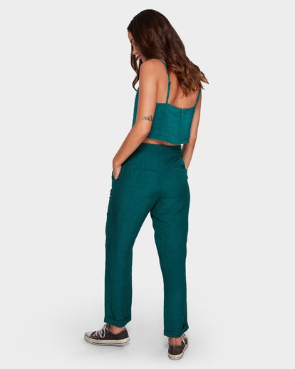 2 BURNING SKIES PANTS Green 6592403 Billabong