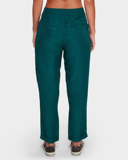 4 BURNING SKIES PANTS Green 6592403 Billabong