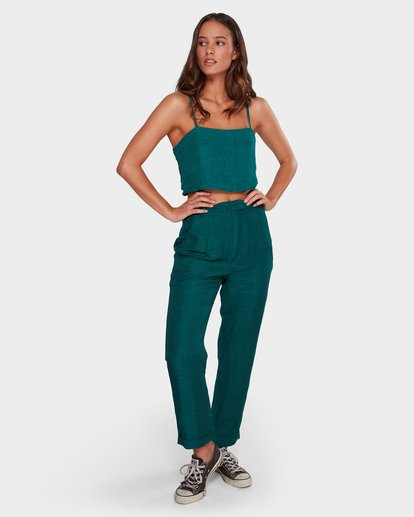 0 BURNING SKIES PANTS Green 6592403 Billabong