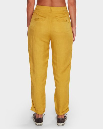 5 Burning Skies Pants Orange 6592403 Billabong